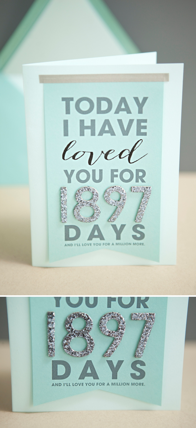 Diy Gift Ideas For Wedding Anniversary : Learn How To Make This Adorable Wedding Day Card!