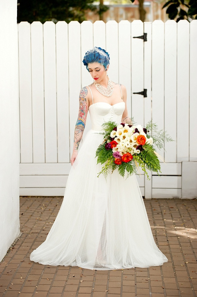 Industrial Chic Romance Craft Brew Wedding Inspiration