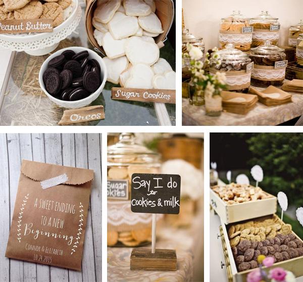 Wedding Dessert Bar Plates Ideas Going Beyond The Cake
