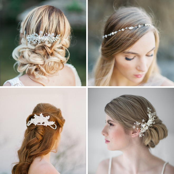 Gorgeous Beach Wedding Hair Accessories From Etsy