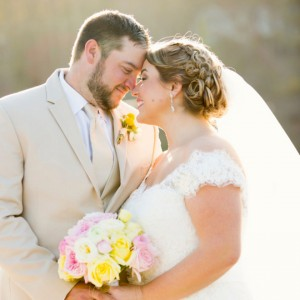 DIY-Yellow-Pink-Lakeside-Wedding-Jaye-Kogut-Photography_featured