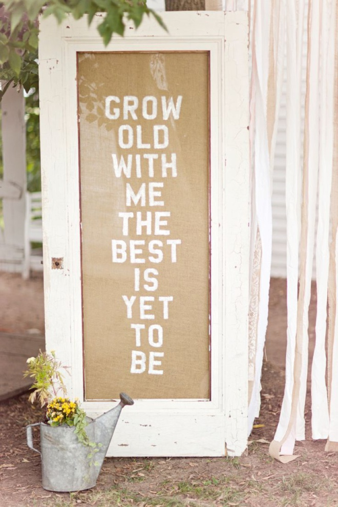 The best 20 wedding aisle signs ever for Wedding door decorating ideas