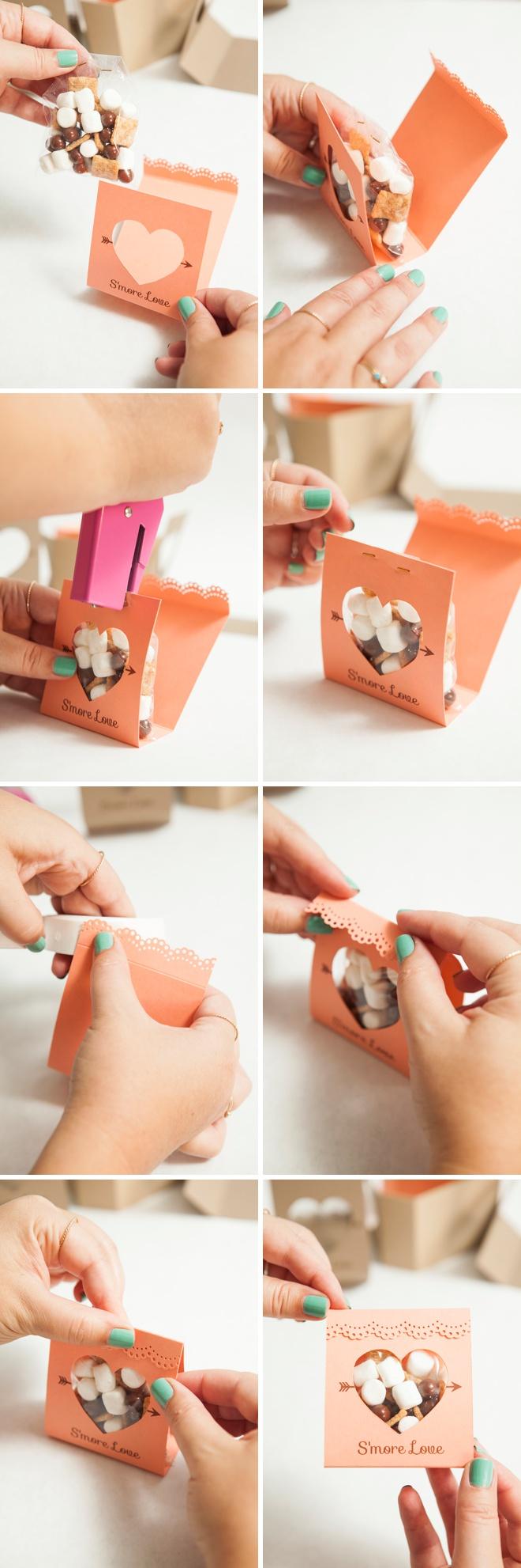 how to make a smore