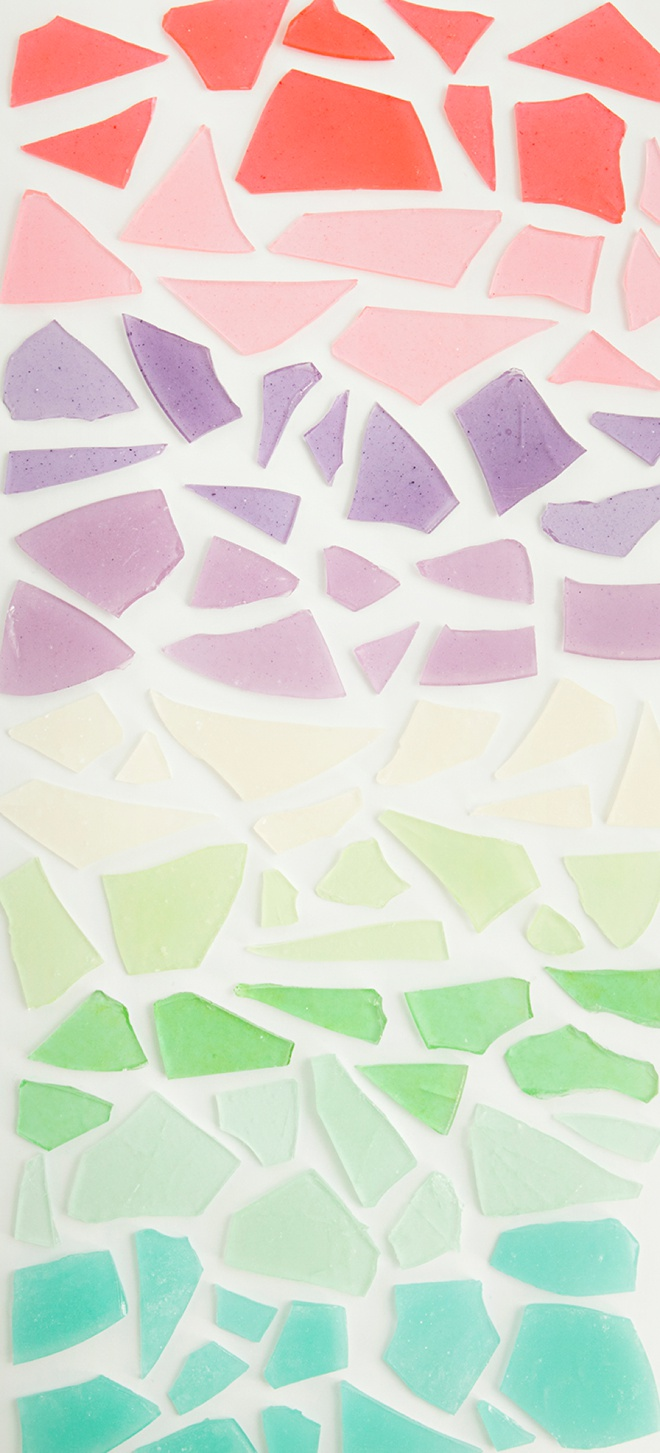 This is the best tutorial for how to make sea glass hard candy!