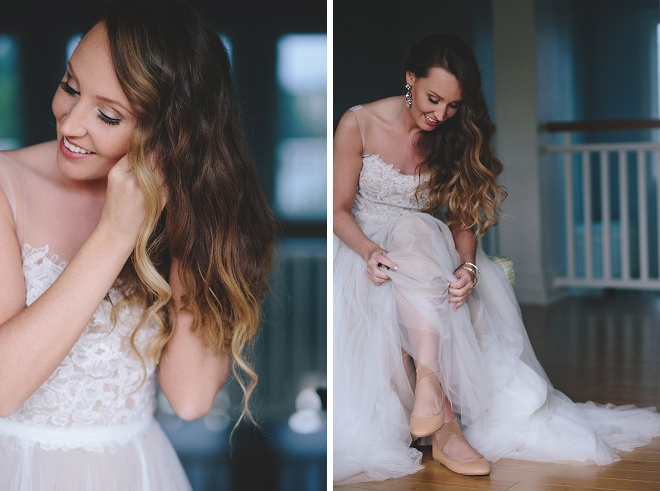LOVE these bride getting ready photos! Swoon!