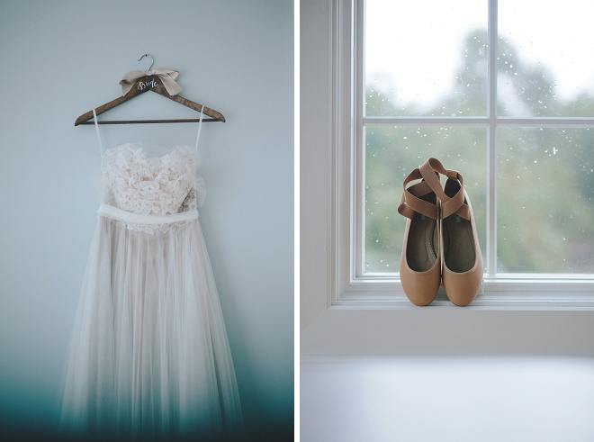 How gorgeous is this wedding dress shot?! Swoon!