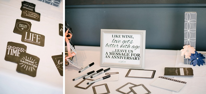How darling are these anniversary cards?