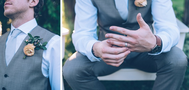 Loving this gorgeous Bride and Groom's ring shots and their amazing barn wedding