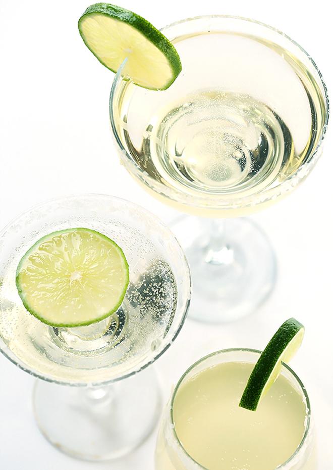 Awesome Champagne Margarita Recipe
