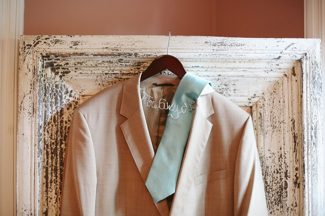 Fun photos of the Grooms attire at this gorgeous rustic New York wedding!