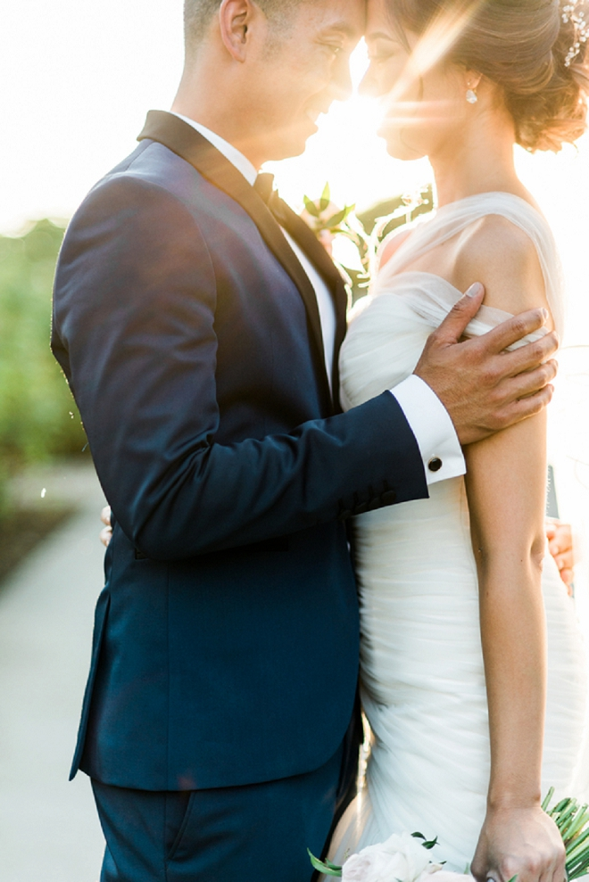 We're head over heels for this dreamy California DIY wedding!