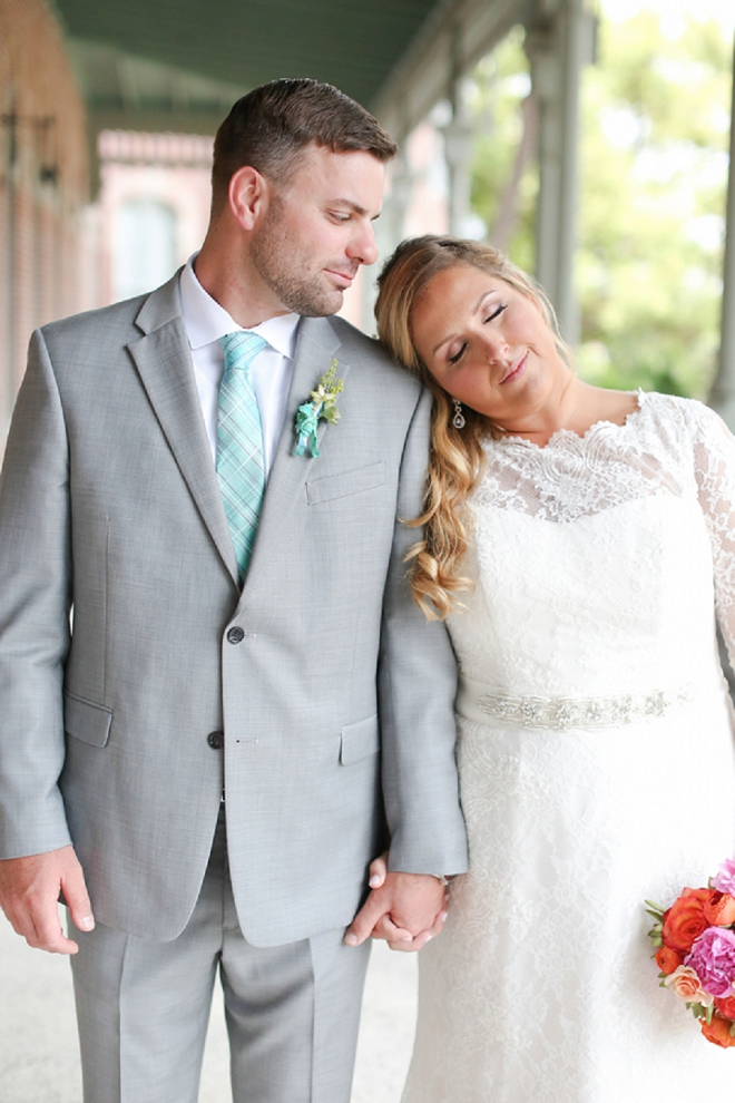 In love with this stunning Bride and Groom on their gorgeous big day!