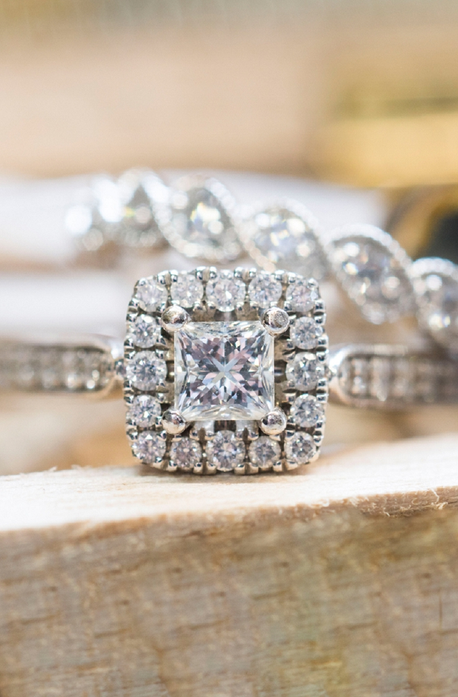 We can't get over this stunning rings shot!