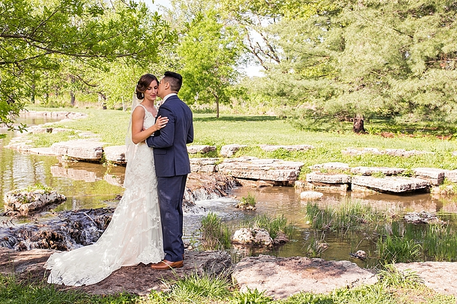 We love this stunning couple and their gorgeous handmade day!