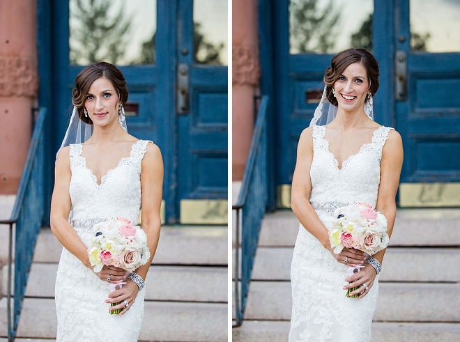 Gorgeous snaps of the stunning Bride before the ceremony!