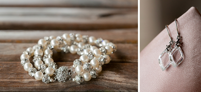 We love this Bride's darling details for the big day!