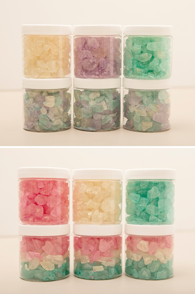 how to make bath salts for gifts
