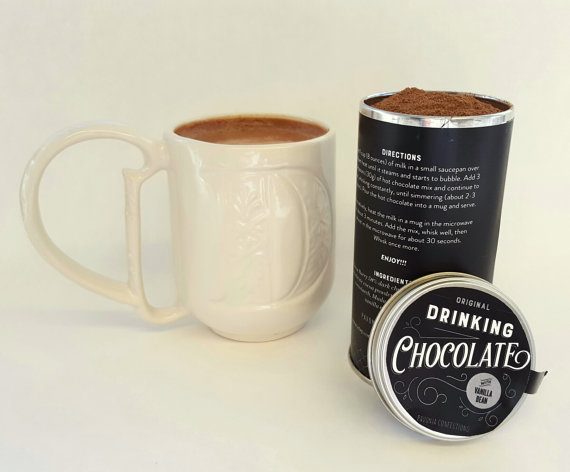 YUM! Check out this premium hot chocolate mix!