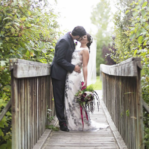How stunning is this uber romantic wedding?! LOVE!