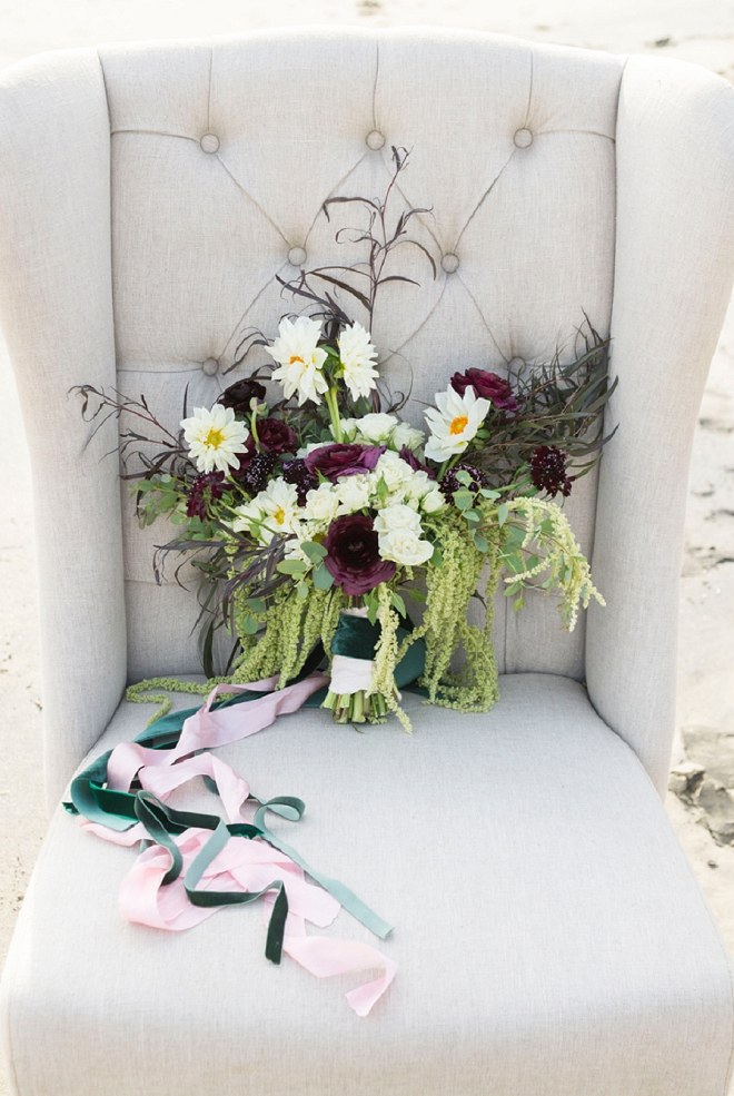 We're in LOVE with this stunning bouquet!