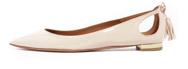You could wear these shoes to work, on the weekends, or to weddings! So versatile.