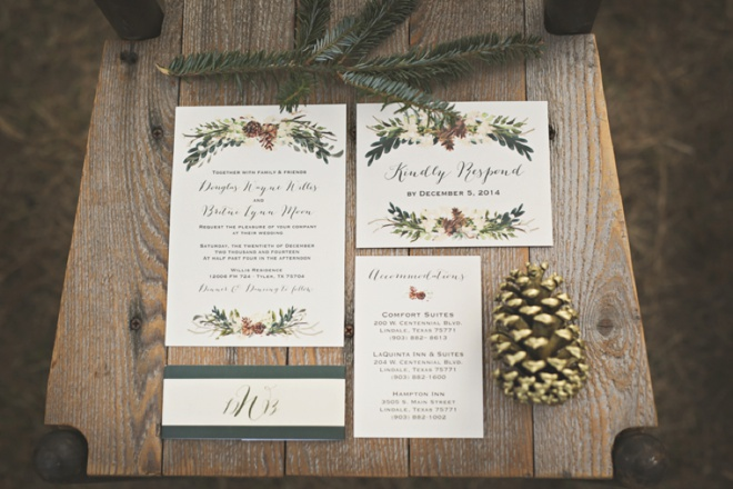 Winter Wedding Invitations Ideas Is Most Katadifat Ideas You Could