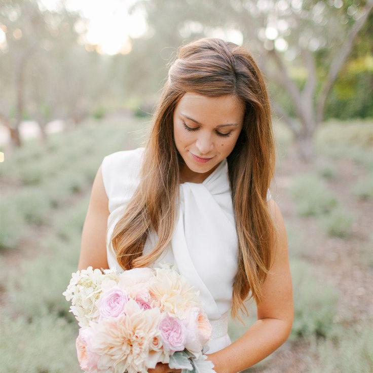 Phenomenal Best Wedding Hair Tips For Wearing Straight Styles Short Hairstyles Gunalazisus