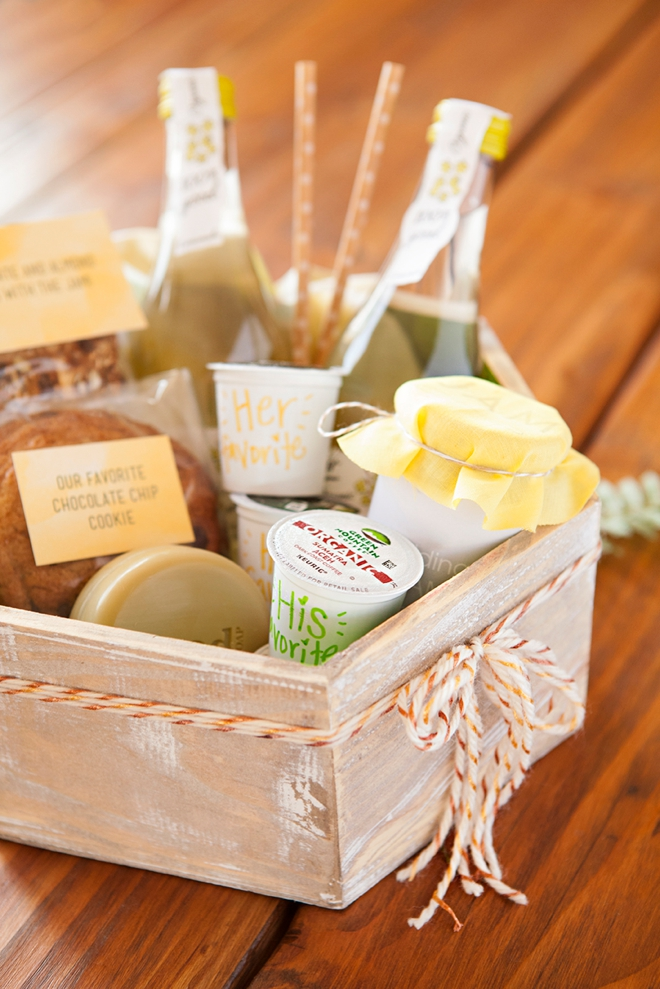 The Anatomy Of A Wedding Hotel Welcome Gift