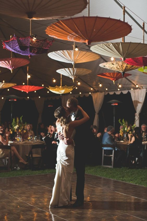 15 Fabulous & Unique Wedding Dance Floor Ideas