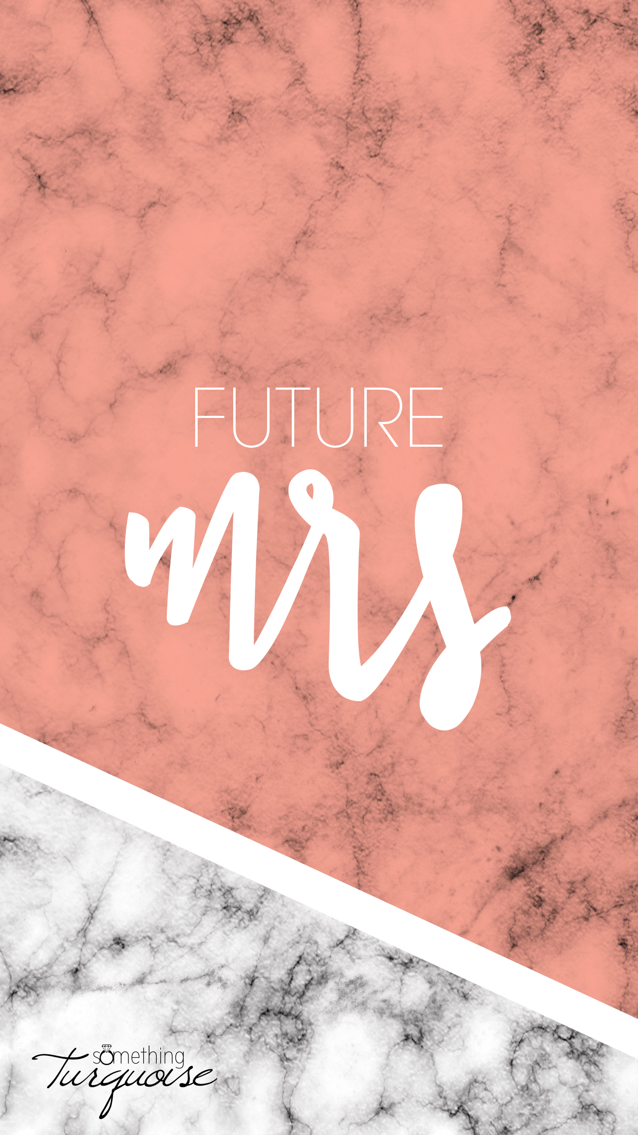 Free Marble Iphone Wallpapers For The Quot Future Mrs Quot