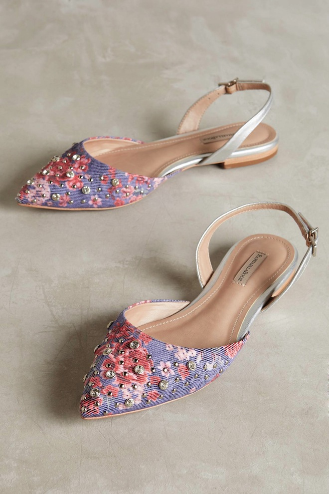 Seriously The Best Bridal Flats You Will Find